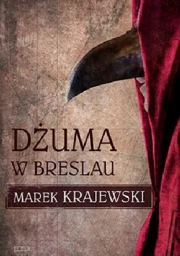Okładka książki Dżuma w Breslau