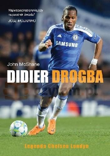 Okładka książki Dider Drogba