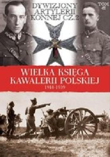 Okładka książki Dywizjony Artylerii Konnej cz. 2