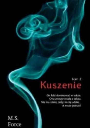 Okładka książki Kuszenie