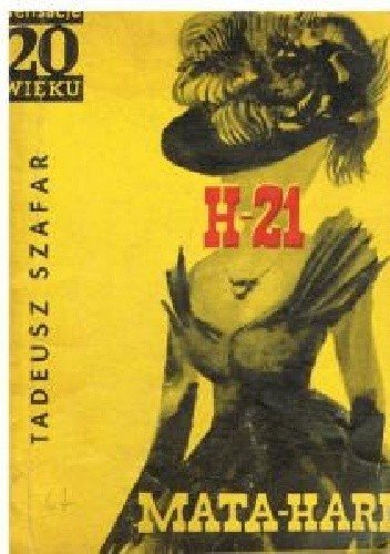 Okładka książki Mata Hari