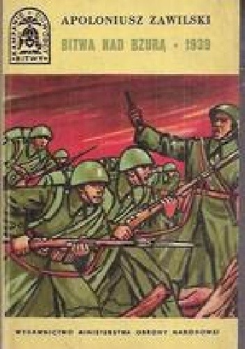 Okładka książki Bitwa nad Bzurą 1939