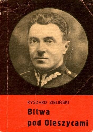 Okładka książki Bitwa pod Oleszycami