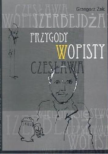 Okładka książki Przygody WOPisty Czesława