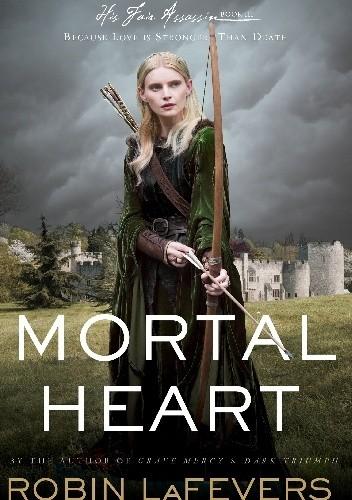 Okładka książki Mortal Heart