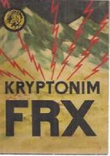 Okładka książki Kryptonim FRX