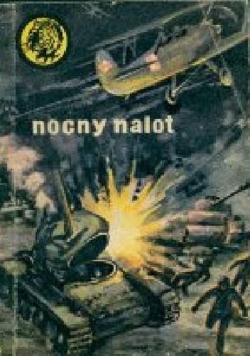 Okładka książki Nocny nalot