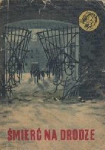 Okładka książki Śmierć na drodze