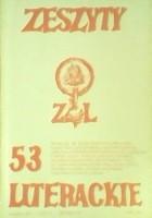 Zeszyty Literackie nr 53 (1/1996)