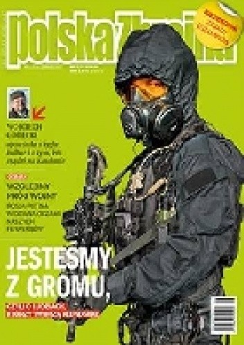 Okładka książki Polska Zbrojna - Nr 6(830) Czerwiec 2015
