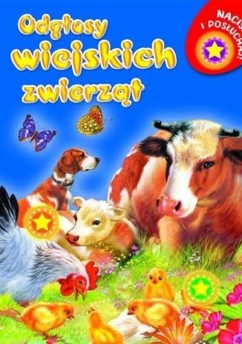 Okładka książki Odgłosy wiejskich zwierząt