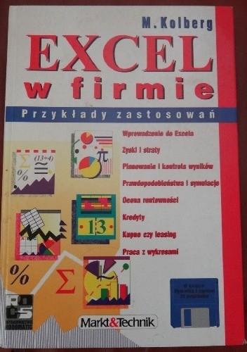 Okładka książki Excel w firmie