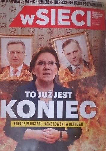 Okładka książki W sieci, nr 24/2015
