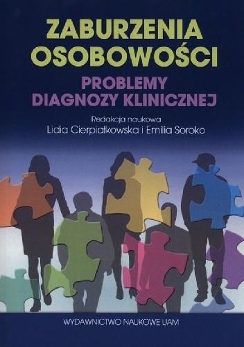 Okładka książki Zaburzenia osobowości. Problemy diagnozy klinicznej