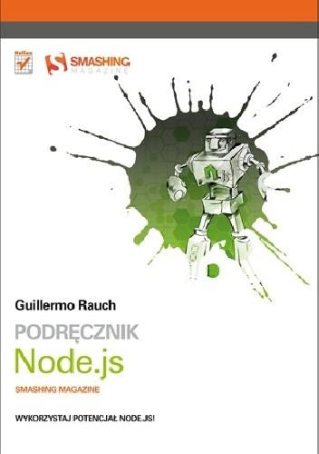 Okładka książki Podręcznik Node.js. Smashing Magazine