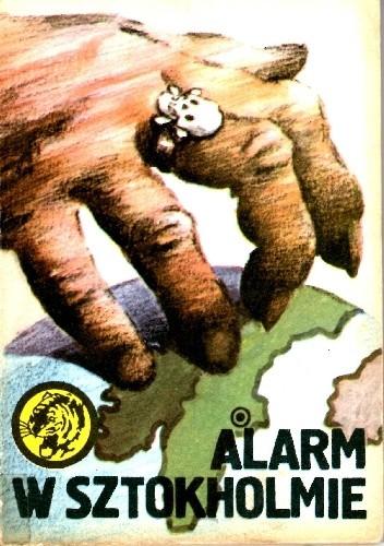 Okładka książki Alarm w Sztokholmie