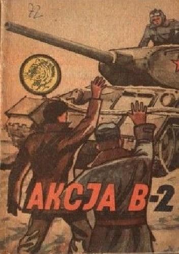 Okładka książki Akcja B-2
