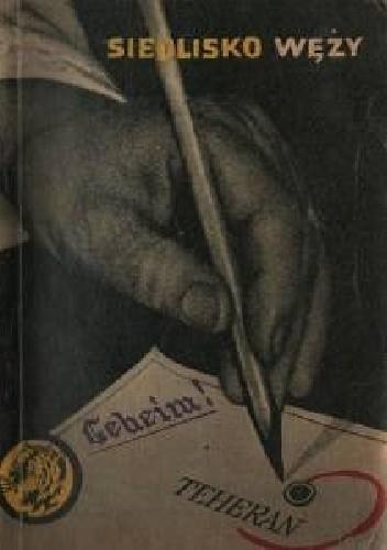 Okładka książki Siedlisko węży