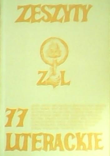 Okładka książki Zeszyty Literackie nr 77 (1/2002)