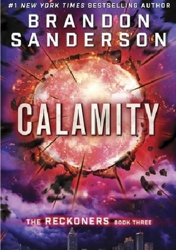 Okładka książki Calamity