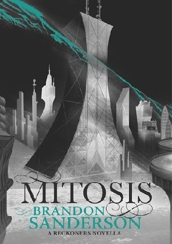 Okładka książki Mitosis