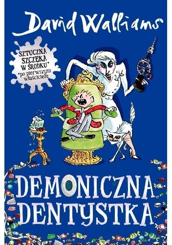 Okładka książki Demoniczna dentystka