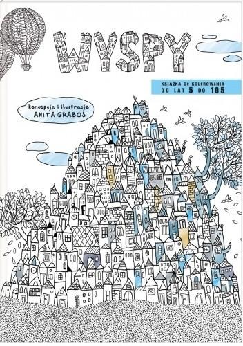 Okładka książki Wyspy