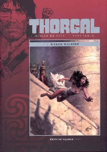 Okładka książki Thorgal: Kriss de Valnor tom 2 - Wyrok Walkirii
