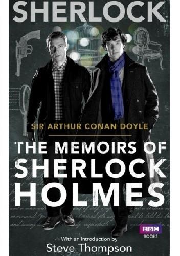 Okładka książki Sherlock: The Memoirs of Sherlock Holmes