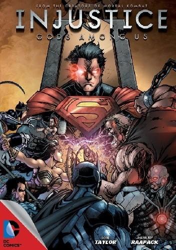 Okładka książki Injustice: Gods Among Us #1