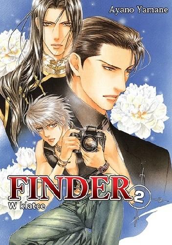 Okładka książki Finder: W klatce