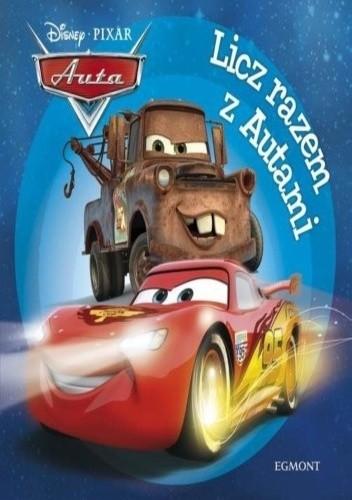 Okładka książki Auta. Licz razem z autami