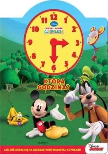 Okładka książki Która godzina?