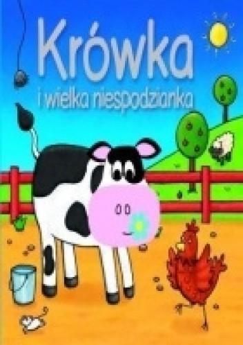 Okładka książki Krówka i wielka niespodzianka