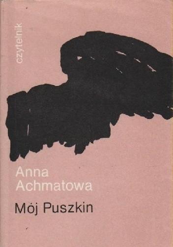 Okładka książki Mój Puszkin