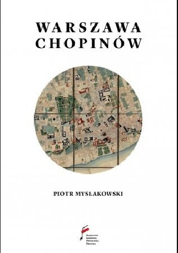Okładka książki Warszawa Chopinów