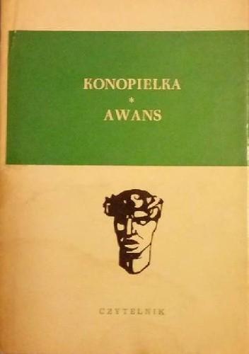 Okładka książki Konopielka; Awans