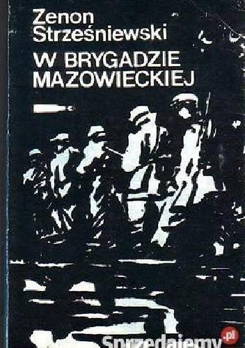 Okładka książki W brygadzie mazowieckiej