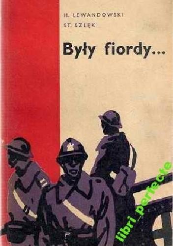 Okładka książki Były fiordy...