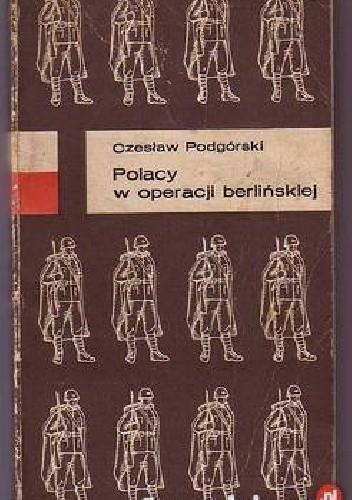 Okładka książki Polacy w operacji berlińskiej