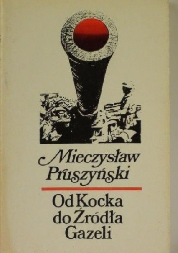 Okładka książki Od Kocka do Źródła Gazeli