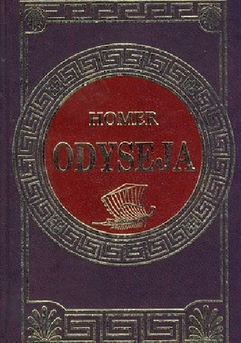 Okładka książki Odyseja