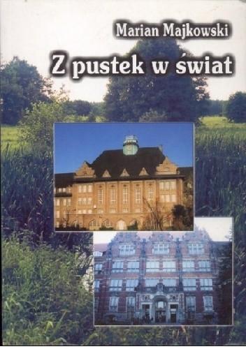 Okładka książki Z pustek w świat