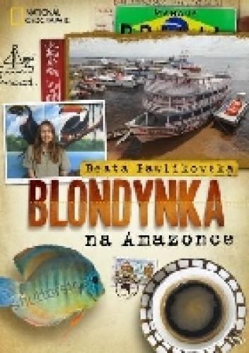 Okładka książki Blondynka na Amazonce