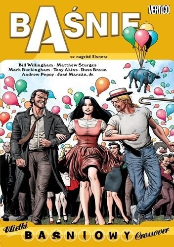Okładka książki Baśnie: Wielki baśniowy crossover