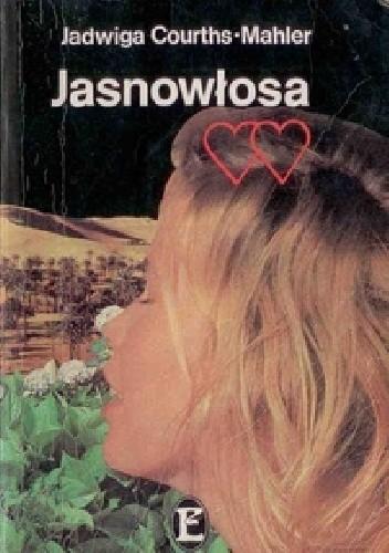 Okładka książki Jasnowłosa