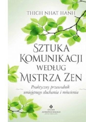 Okładka książki Sztuka komunikacji według Mistrza Zen