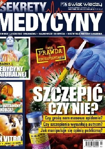Okładka książki Świat Wiedzy Sekrety Medycyny (3/2015)