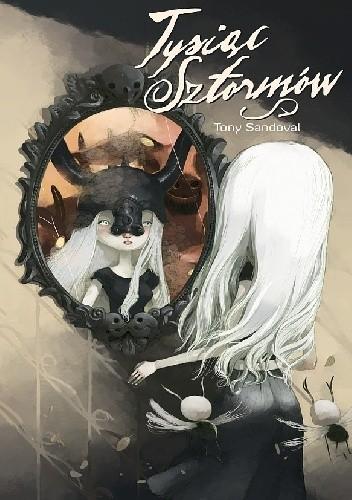 Okładka książki Tysiąc Sztormów