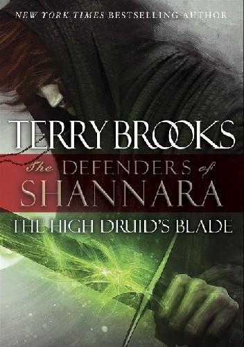 Okładka książki The High Druid's Blade